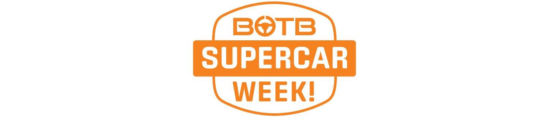 Supercar Week - this week only!
