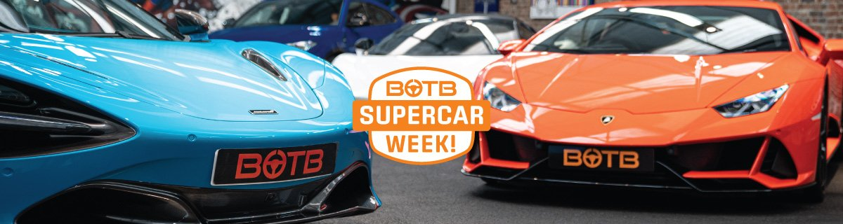 Celebrate our 500th Winner - Guaranteed Supercar this week only!
