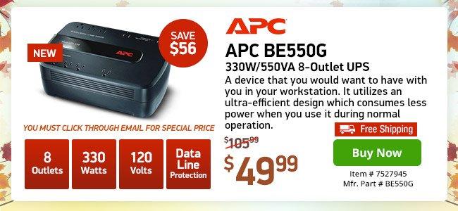 APC 550VA UPS|7527945|Shop Now