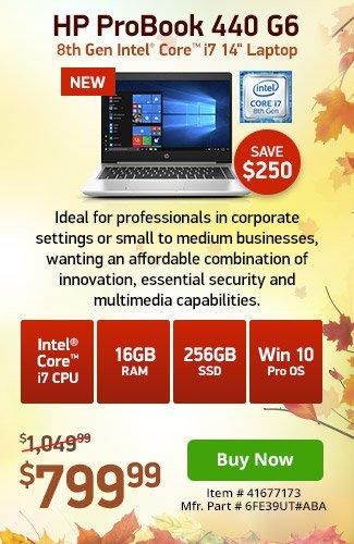 HPI 16GB DDR3 Core™ i7 <span style='color:#cc0000;'>Pro</span> Laptop|41677173|Shop Now