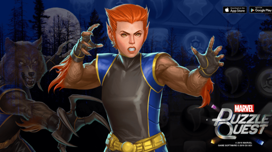 Piecing Together Marvel Puzzle Quest: Wolfsbane (Rahne Sinclair)