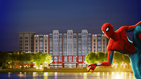 Reservations are Now Open for Disney's Hotel New York - The Art of Marvel at Disneyland Paris Resort
