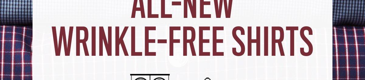 WRINKLE-FREE SHIRTS
