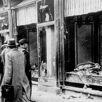 This Week in History: November 9, 1938 Nazis launch Kristallnacht