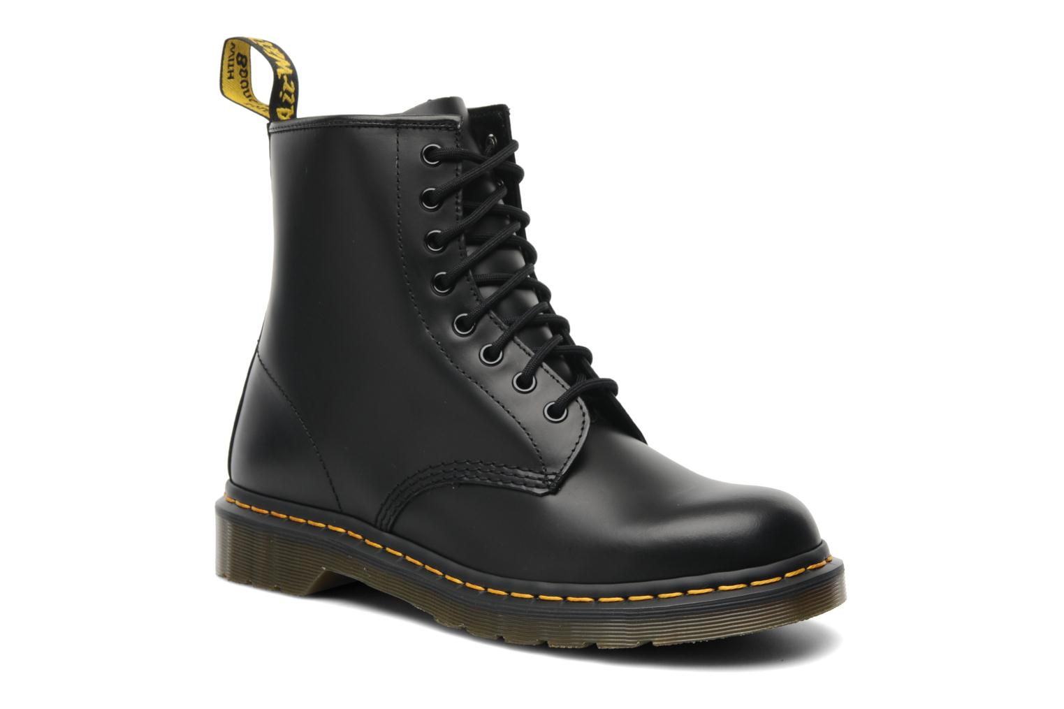 Dr. Martens - 1460 Black Smooth Laarzen