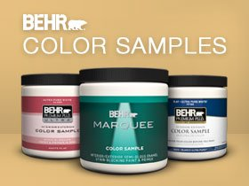 Test Before You Buy - Get a Color Sample