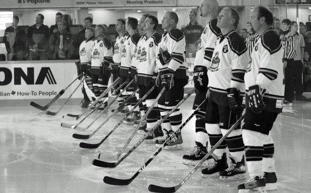 NHL Alumni Tour