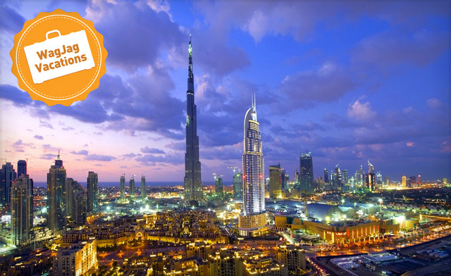 Dubai Adventure Getaway