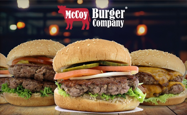 Dinner at McCoy Burger