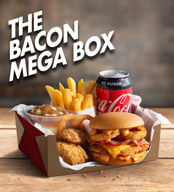 The Bacon Mega Box