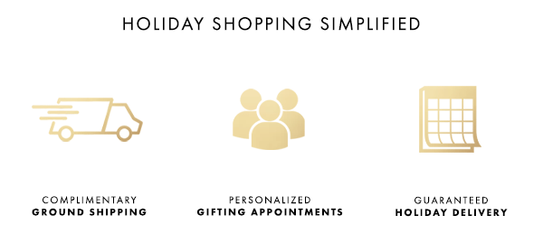 Holiday Shopping Simplified
