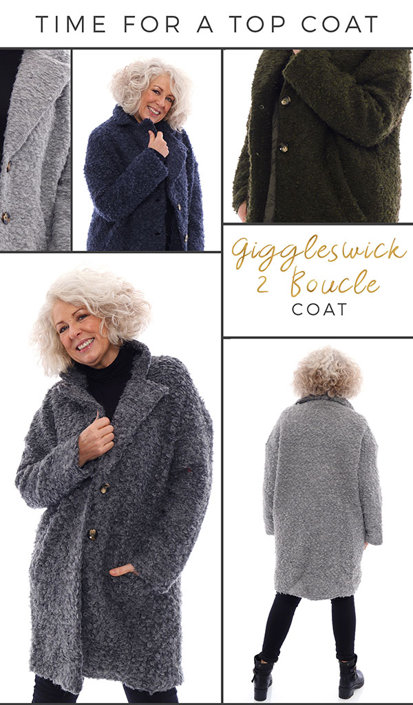 Made in Italy Giggleswick 2 Boucle Coat
