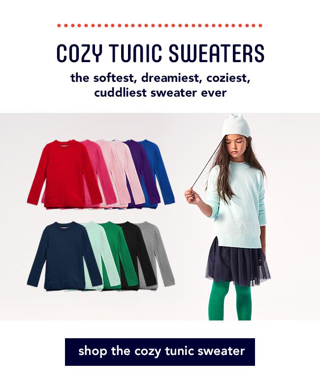 Cozy Tunic Sweater / the softest, dreamiest, coziest, cuddliest sweater ever