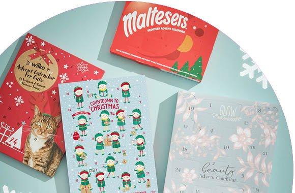 Shop advent calendars