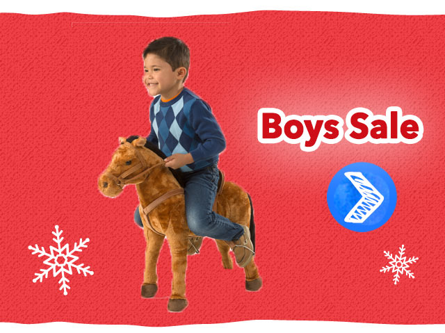 Boys Sale >