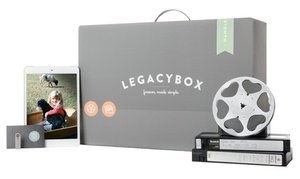 Media-Digitizing Services By Mail from Legacybox