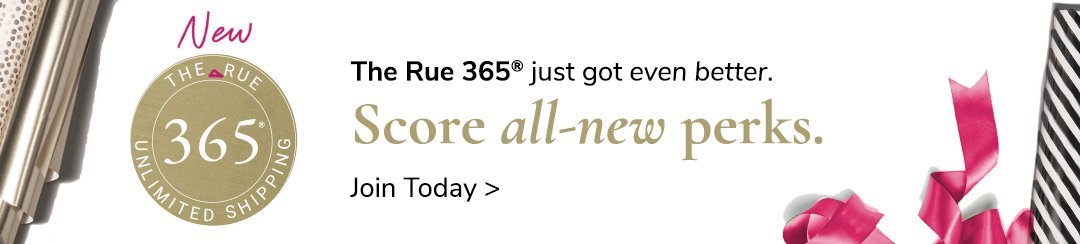 The NEW Rue 365