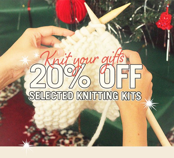Knit your gifts