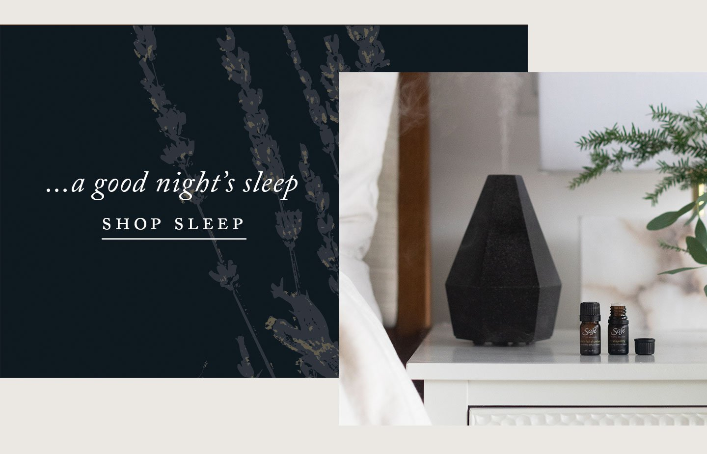 Shop sleep