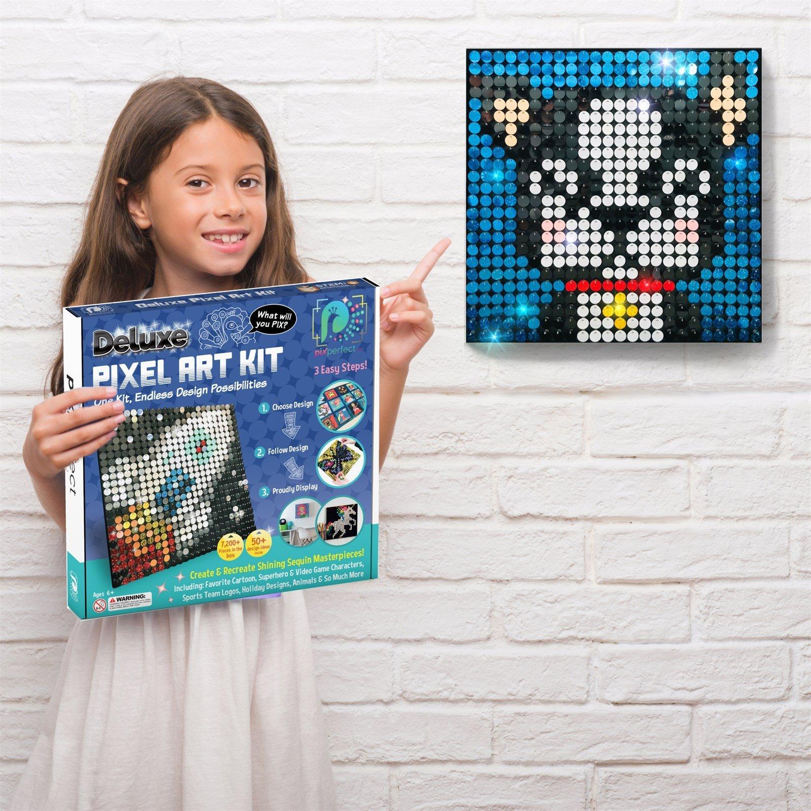 Pix Perfect™ Deluxe Pixel Art Kit Bundle