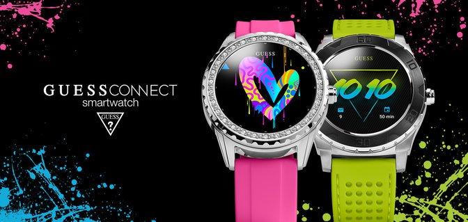 Guess Smart Watch