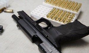 Shooting-Range Package