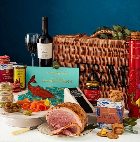 The Christmas Pantry Hamper