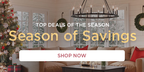 Top Deals of the Season! Shop Now.