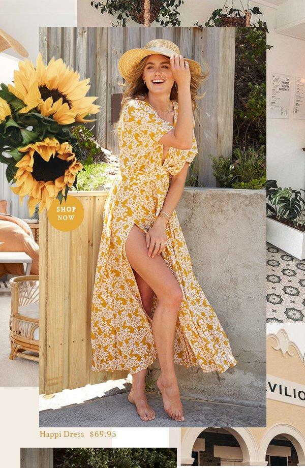 happi dress | $69.95 | shop now