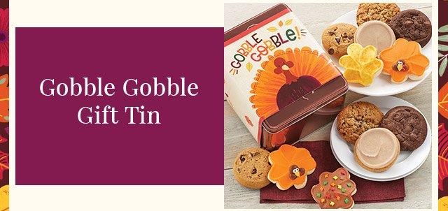 Gobble Gobble Gift Tin
