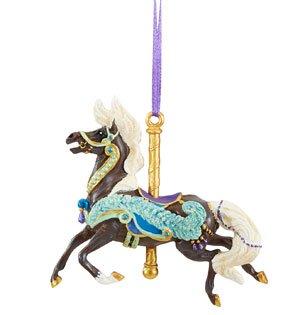 2019 Plume Carousel Breyer Horse Ornament