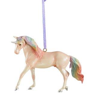 Majesty Unicorn Breyer Horse Ornament