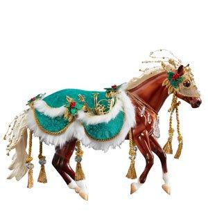 Minstrel Holiday Breyer Horse