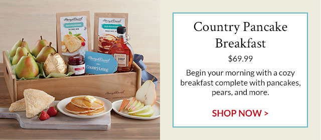 Country Pancake Breakfast