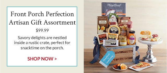 Front Porch Perfection Artisan Gift Assortment
