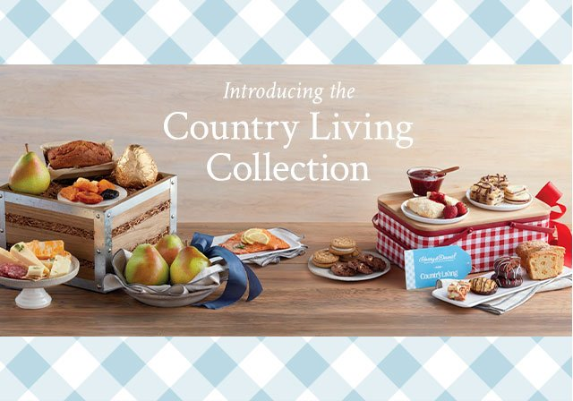 Introducing the Country Living Collection