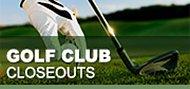 Closeout Golf Clubs