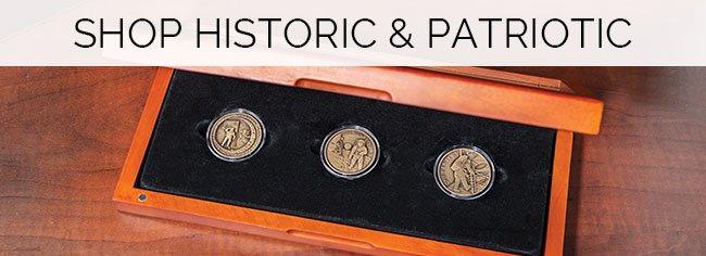 Shop Historic & Patriotic