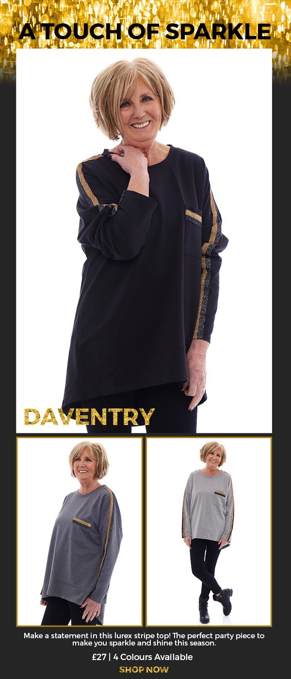 Made in Italy Daventry Top - Shop Now