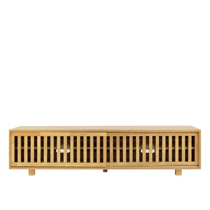 Keita TV Console 1.8m - Oak