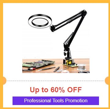 Professional Tools Promotion