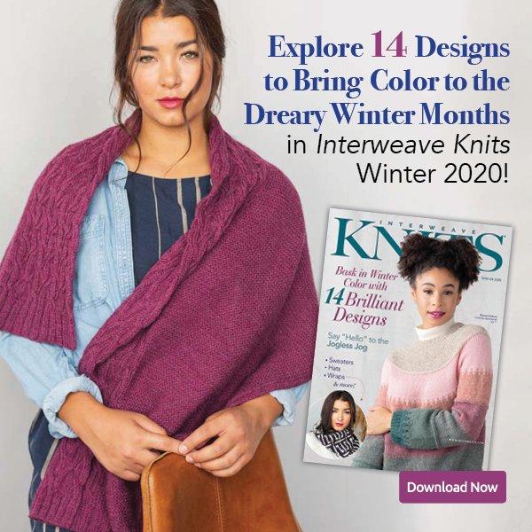 Interweave Knits Winter 2020 - image