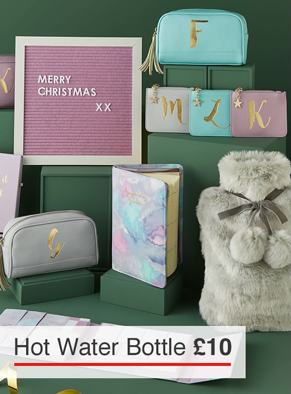 Shop gifts for her and gifts for him