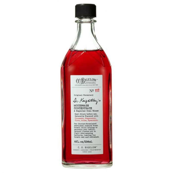 C.O. BIGELOW Dr. Keightley's Mouthwash Concentrate