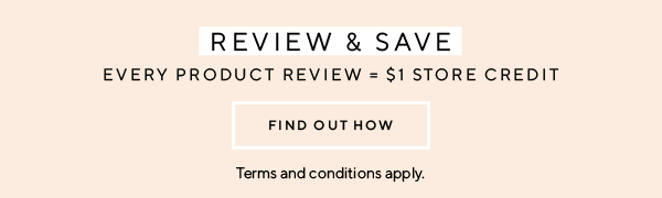 review and save