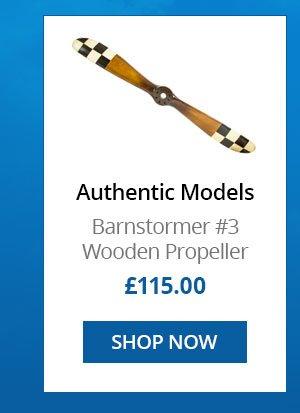 Barnstormer #3 Wooden Propeller (4 ft.)