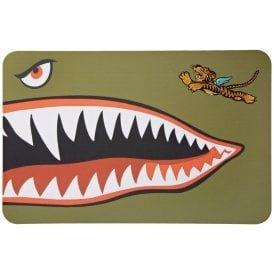Doormat - Flying Tigers