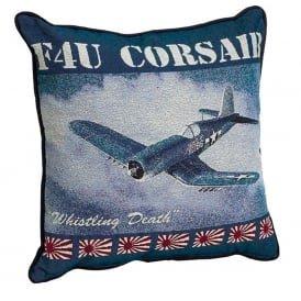 F4U Corsair Filled Cushion