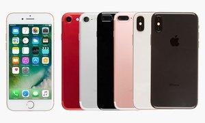 Apple iPhone 7/7 Plus/8/8 Plus/X (GSM Unlocked) (Refurbished A-Grade)