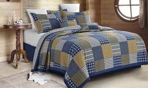Virah Bella Lodge Collection Quilt Sets (2- or 3-Piece)